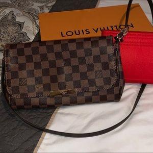 Louis Vuitton favorite mm ebene